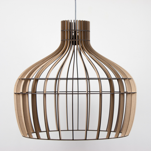 Home for Design lamp hout